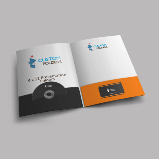 9x12 Presentation Folders That Can Take Over market